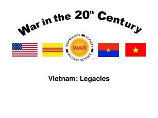 Vietnam: Legacies