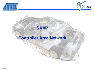 SAM7 Controller Area Network