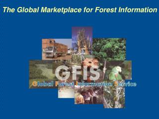 The Global Marketplace for Forest Information