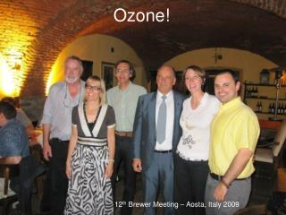 Ozone!