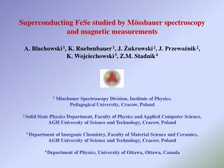 Superconducting FeSe studied by Mössbauer spectroscopy  and magnetic measurements