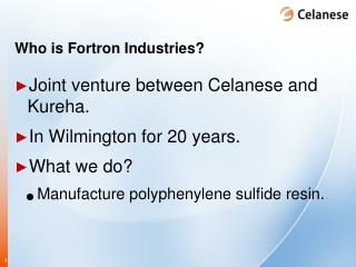 Who is Fortron Industries?