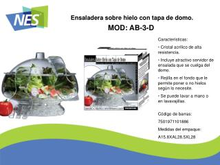 MOD: AB-3-D