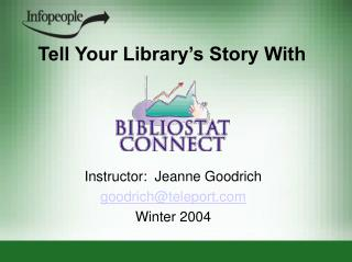 Tell Your Library's Story With