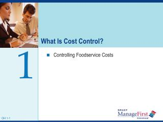 What Is Cost Control?