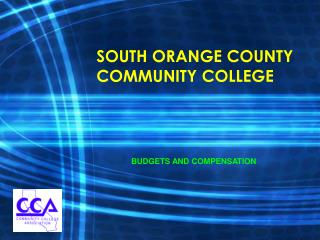 SOUTH ORANGE COUNTY COMMUNITY COLLEGE