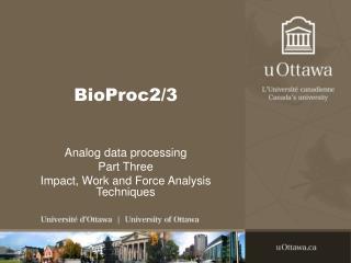 BioProc2/3