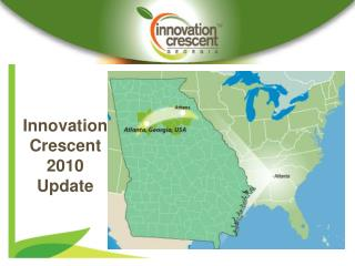 Innovation Crescent 2010 Update