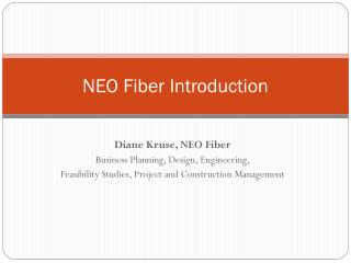 NEO Fiber Introduction