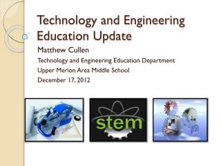 Technology and Engineering Education Update