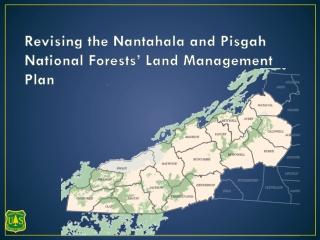 Revising the Nantahala and Pisgah National Forests' Land Management Plan