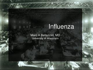 Influenza               Marc A Bellazzini, MD University of Wisconsin