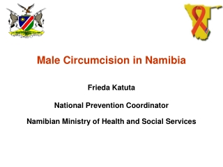 Male Circumcision in Namibia
