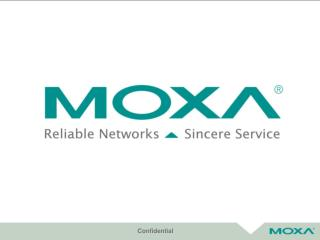 Moxa Solutions for Railway Applications