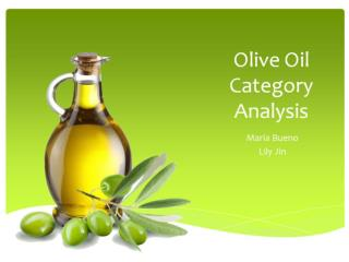 Olive Oil Category Analysis
