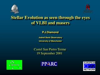 Stellar Evolution as seen through the eyes of VLBI and masers