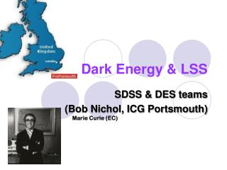 Dark Energy & LSS