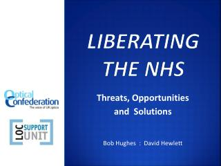 Liberating THE NHS