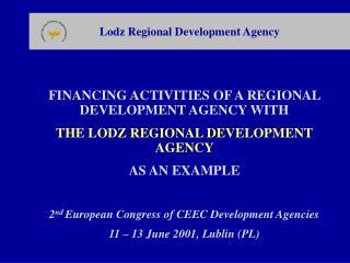 Lodz Regional Development Agency
