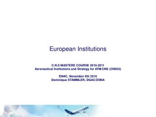 European Institutions
