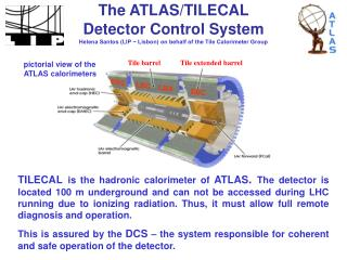 The ATLAS/TILECAL  Detector Control System