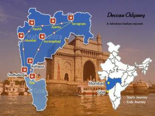 Deccan Odyssey a fabulous Indian sojourn