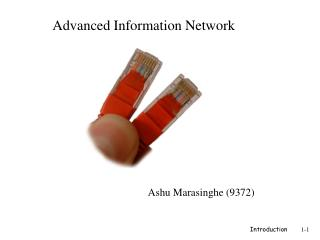 Advanced Information Network