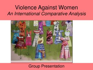 Violence Against Women An International Comparative Analysis