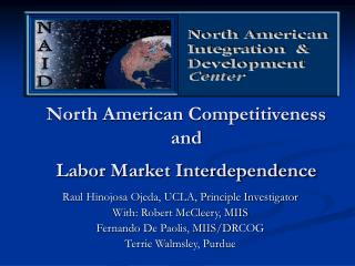 North American Competitiveness and Labor Market Interdependence