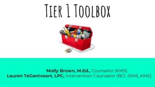 Tier 1 Toolbox