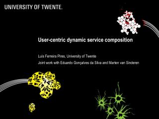 User-centric dynamic service composition