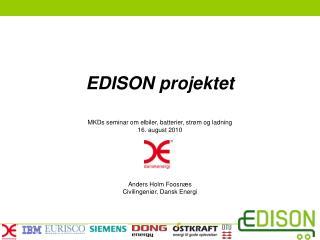 EDISON projektet
