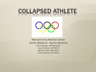 Collapsed Athlete