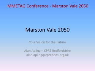 Marston Vale 2050