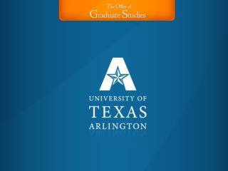 UT ARLINGTON REPRESENTATIVES