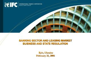 BANKING SECTOR AND LEASING MARKET BUSINESS AND STATE REGULATION