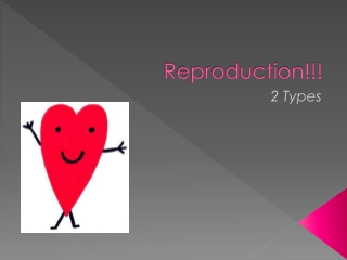 Reproduction!!!