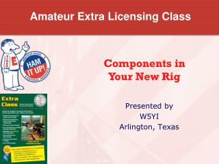Amateur Extra Licensing Class