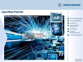 OpenRail-Familie