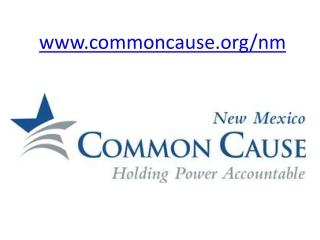 commoncause/nm