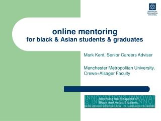 online mentoring for black & Asian students & graduates