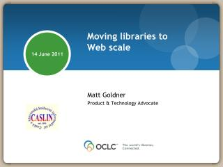 Moving libraries to Web scale