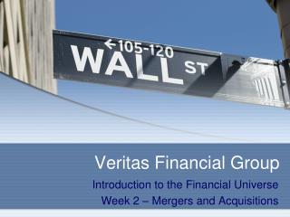 Veritas Financial Group