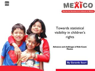 Towards statistical visibility in children's rights