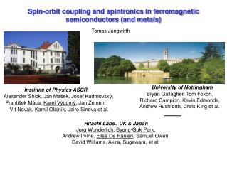 Spin-orbit coupling and spintronics in ferromagnetic semiconductors (and metals)