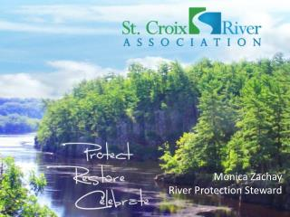Monica Zachay River Protection Steward