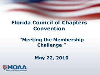 Florida Council of Chapters Convention