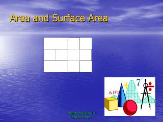 Area and Surface Area