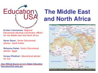 The Middle East and North Africa