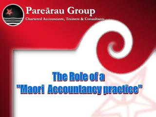 Pareārau Group Chartered Accountants, Trainers & Consultants